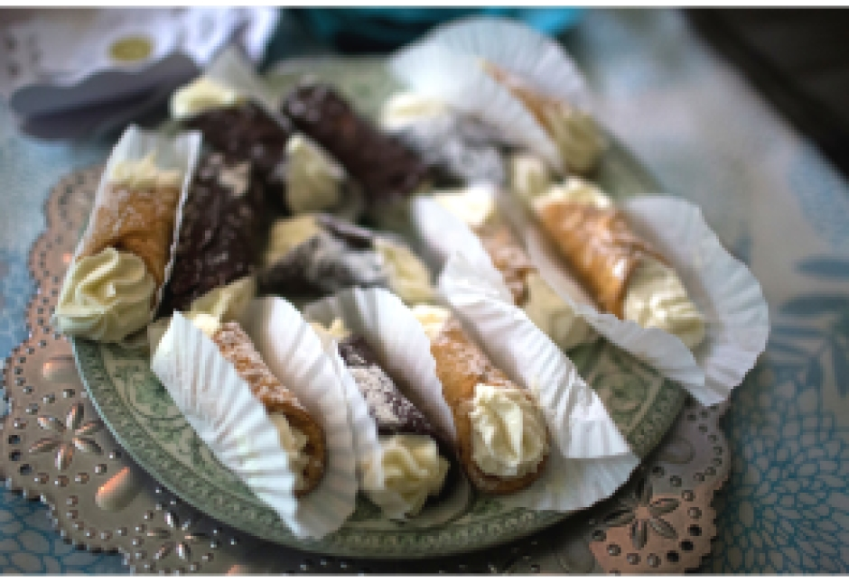 Image of Rossi's Italian Bakery Cannolis