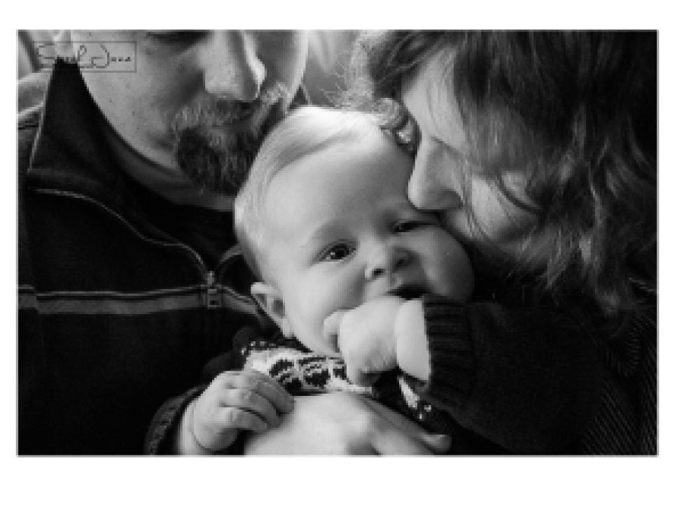 image of family portrait