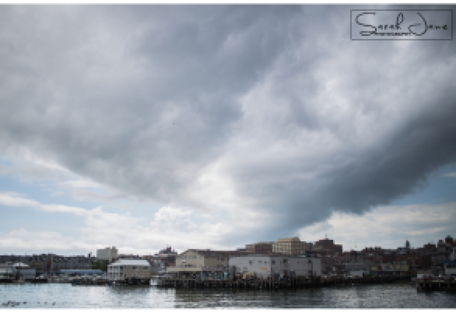 image of Portland Maine waterfront
